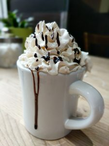 Yummy Hot Chocolate